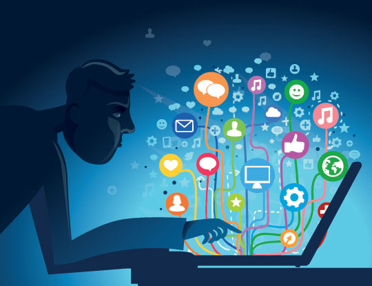 Sharing Too Much Information On Social Networks